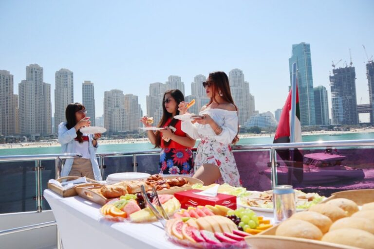 Food And Drink In Dubai