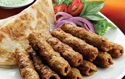 Kafta Kabab