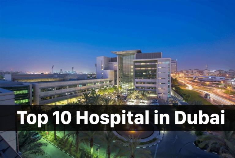 Best Hospitals In Dubai | Health Care