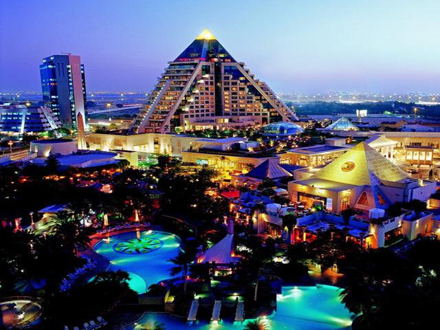 Best hotels in dubai, Raffles Dubai