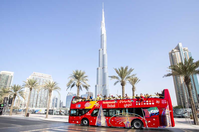 Bus Dubai