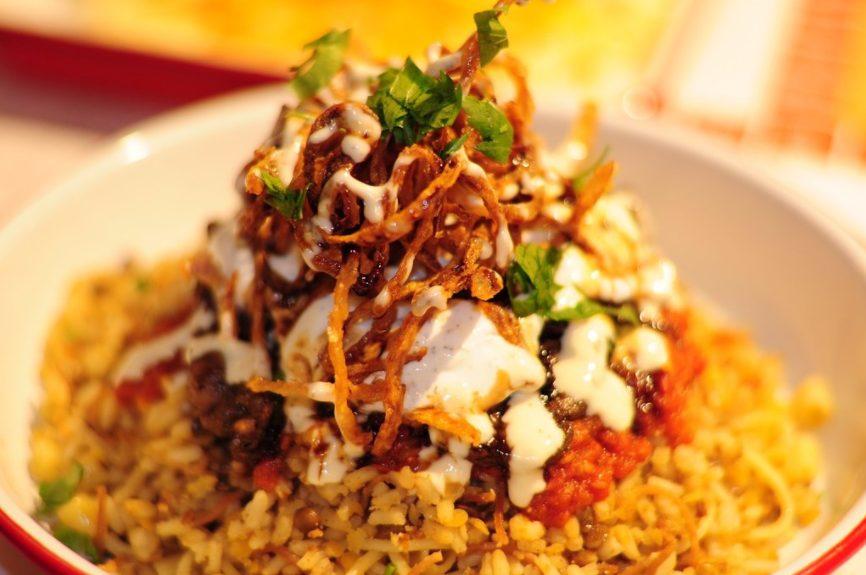 street food in Dubai
