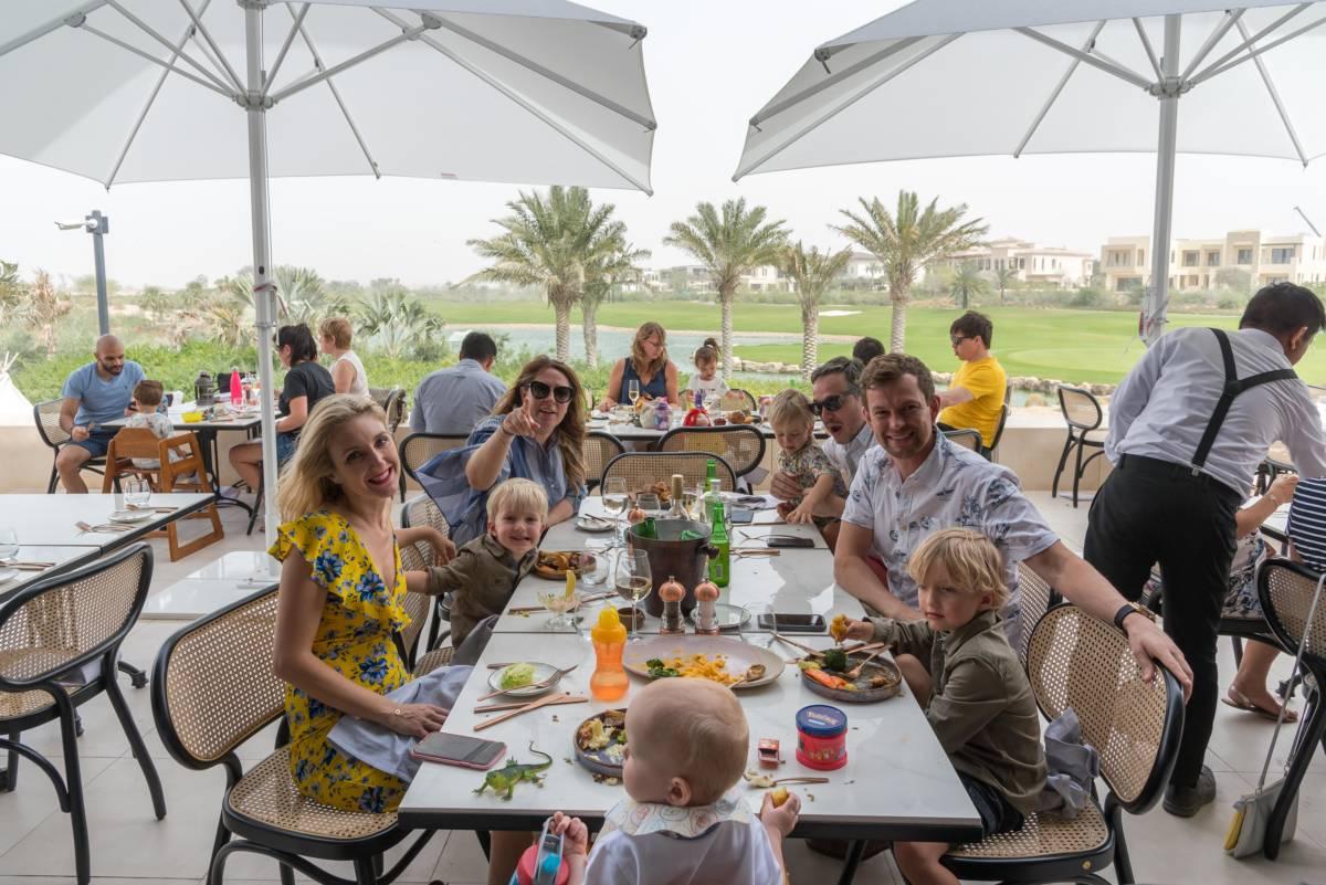 breakfast Dubai