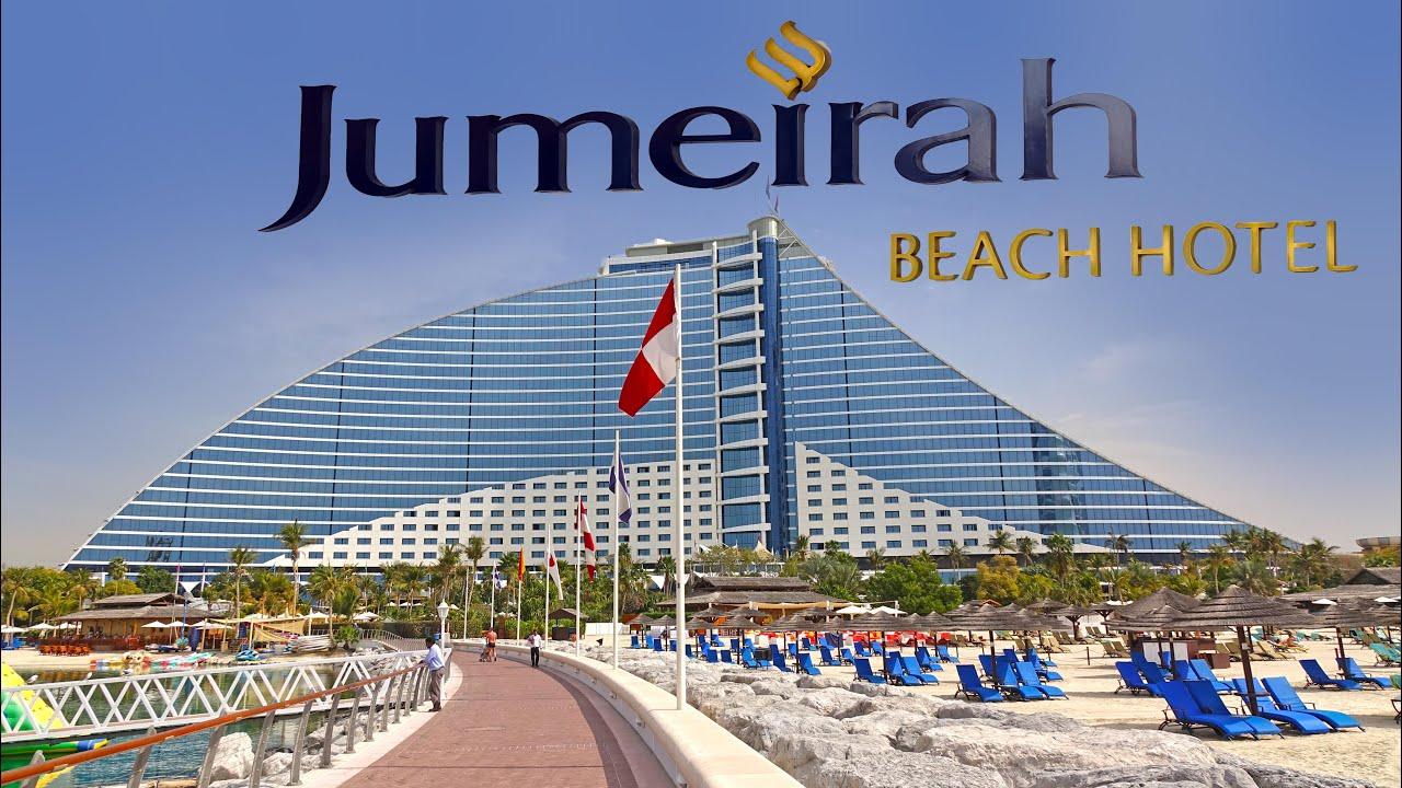 Cheap Hotels In Dubai, Jumeirah Beach Hotel Dubai