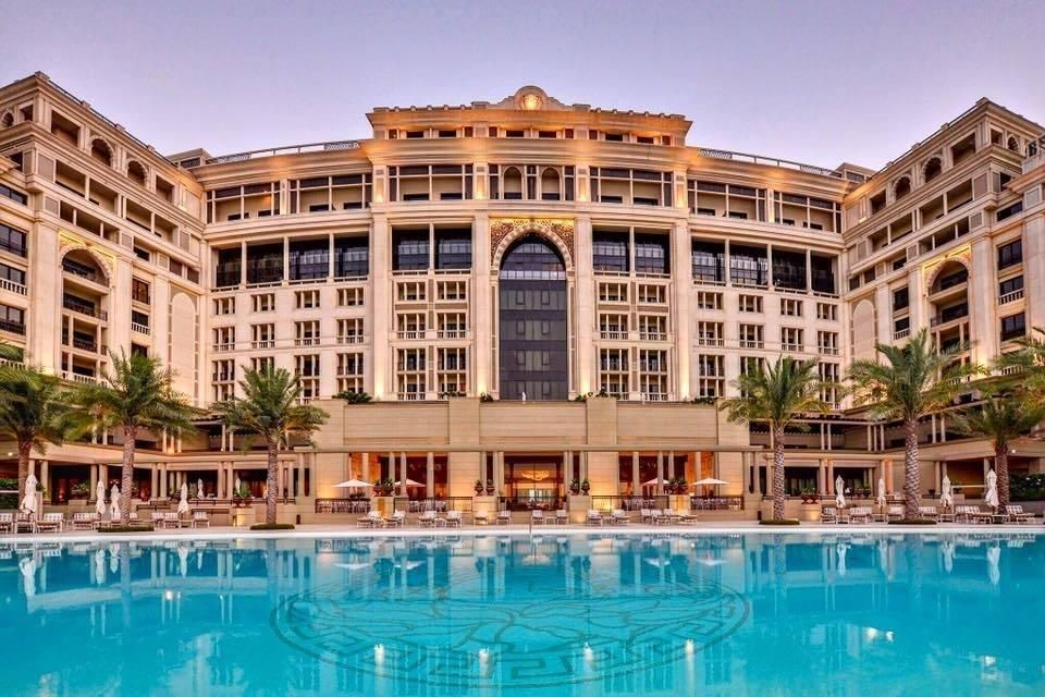 Cheap Hotels In Dubai, Palazzo Versace Dubai
