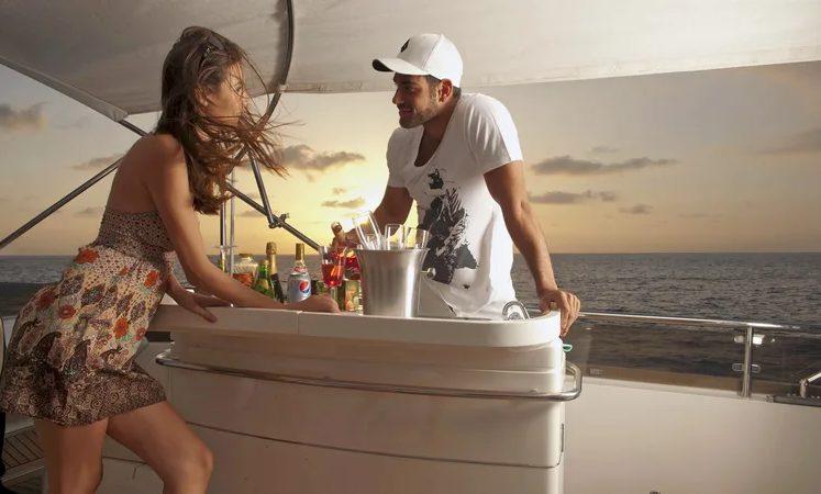 Couple Enjoying Date in Dubai