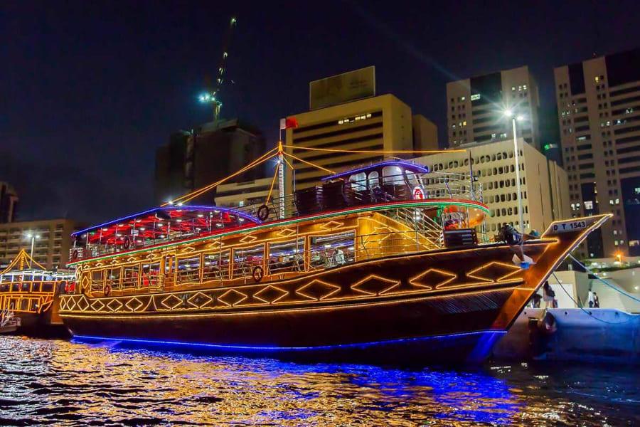 Dinner Date on Cruise