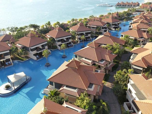 private pool hotel abu dhabi