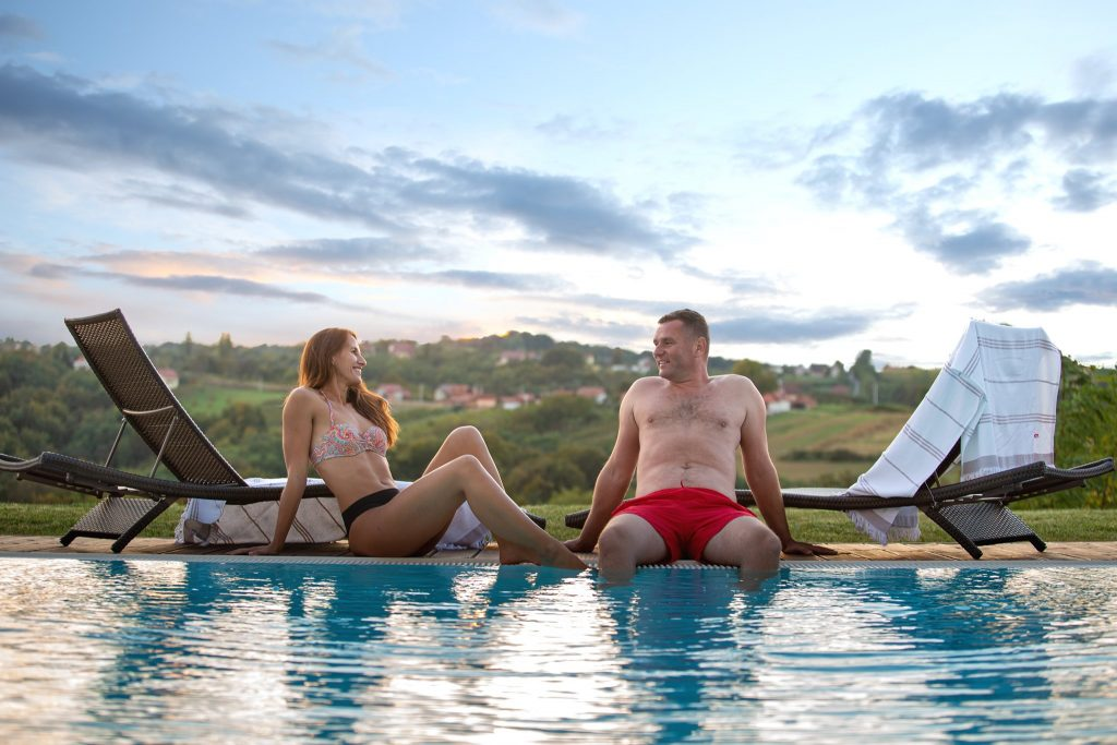 private pool dubai