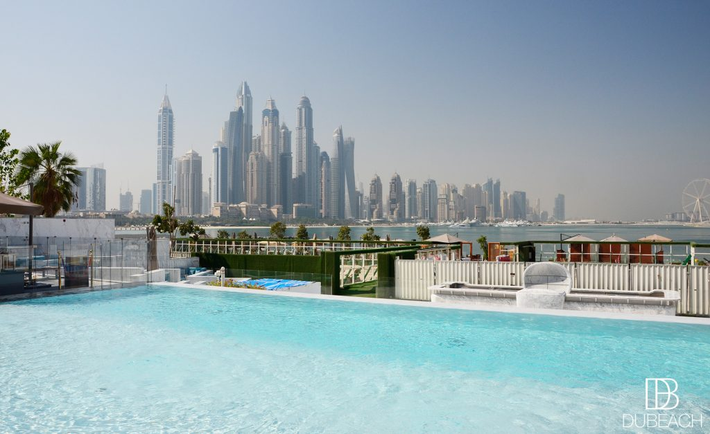 five jumeirah village pool