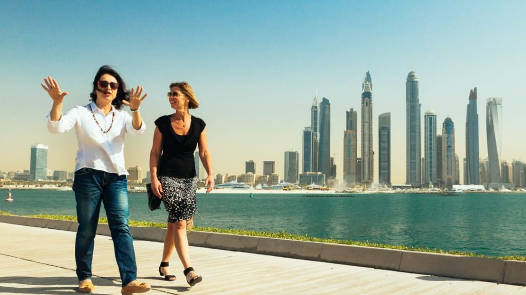 places to visit in Dubai for free