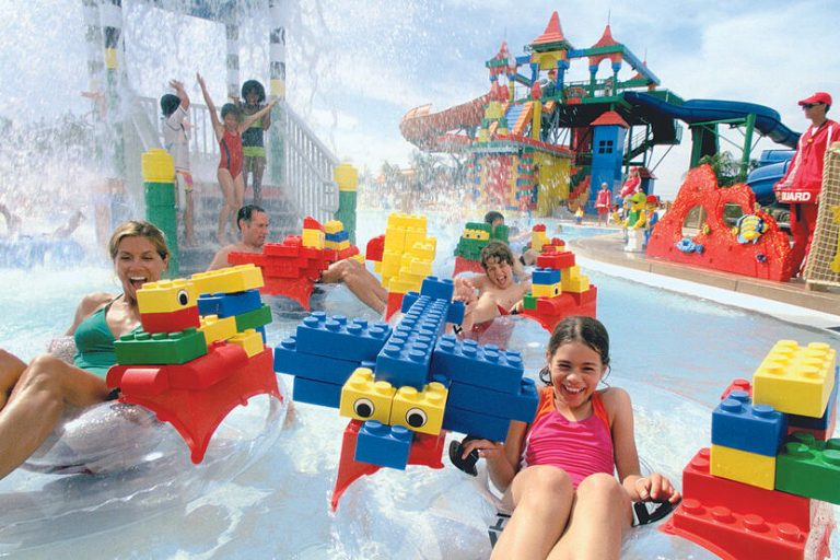 Top 10 Things You Can't-Miss in Legoland Water Park